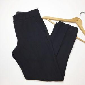 Vince black ankle trousers dress pants Size 6 EUC